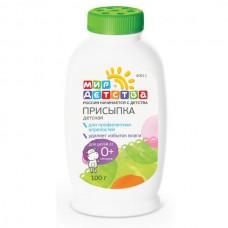 Baby Powder (Zinc oxide + [Amylum + Talc]) 100g