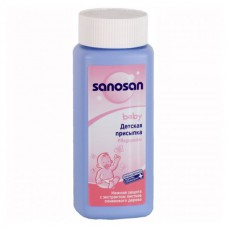 Baby Powder Sanosan 100g