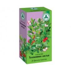 Bearberry Leaves (Uvae ursi folia)