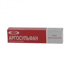 Argosulfan (Sulfathiazole silver) 2% 40g cream