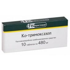Co-trimoxazol 480mg 10 tablets