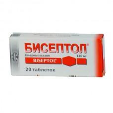 Biseptol (Co-trimoxazole [sulfamethoxazole + trimethoprim])