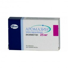 Aromasin (Exemestane) 25mg 30 tablets