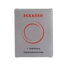 Escapelle (Levonorgestrel) 1 tablet