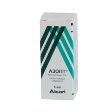 Azopt (Brinzolamide) 1% 5ml eye drops