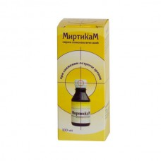 Mirticam 100ml syrup homeopathic