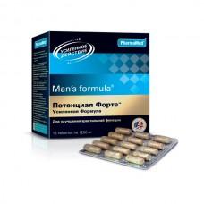 Potential Forte Man's formula 15 capsules