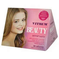 Vitrum Beauty (Multivitamins + Multimineral)