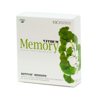 Vitrum Memory (Multivitamins + Multimineral) 60mg 60 tablets