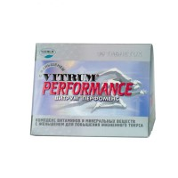 Vitrum Performance (Multivitamins + Multimineral) 30 tablets chewable