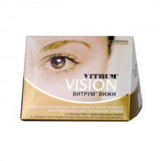 Vitrum Vision (Multivitamins + Multimineral)