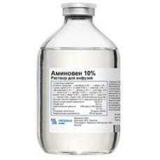 Aminoven 10% 500ml 10 vials