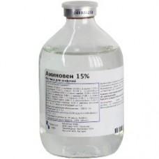 Aminoven 15% 500ml 10 vials