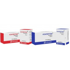 Azaleptin (Clozapine)