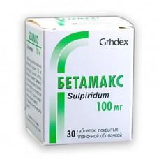 Betamaks (Sulpiride)