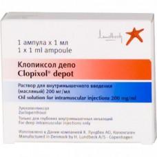 Clopixol (Zuclopenthixol) Depot