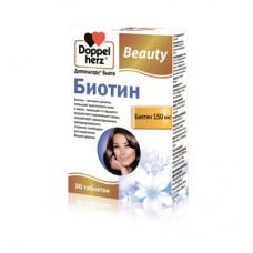 Doppelherz Beauty Biotin 30 tablets