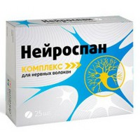 Neurospan complex 190mg 25 tablets