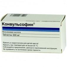 Convulsofin (Valproic acid)