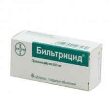 Biltricide (Praziquantel) 600mg 6 tablets