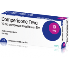Domperidone 10mg 30 tablets