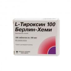 L-thyroxin (Levothyroxine)