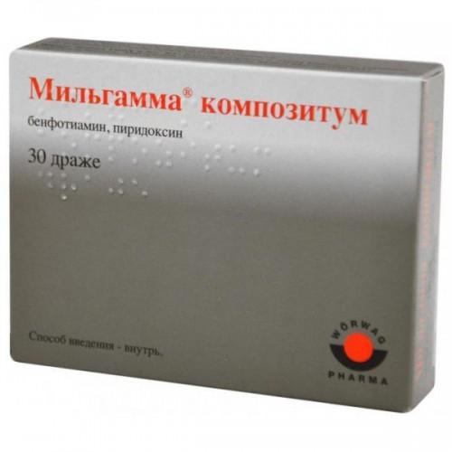 durere articulară milgamma compositum
