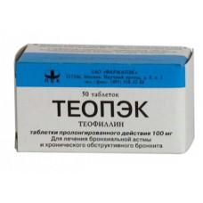 Theopec (Theophylline)